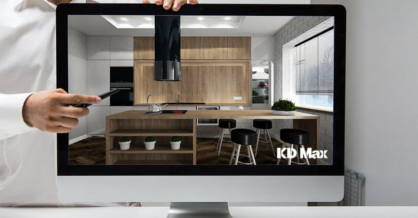 webinarium projektowanie kuchni w programie kd max v6