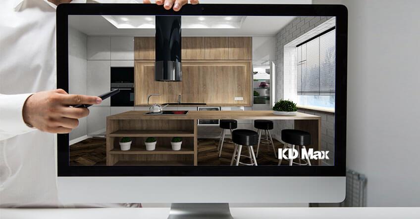 Webinarium: Projektowanie kuchni w programie KD Max V6