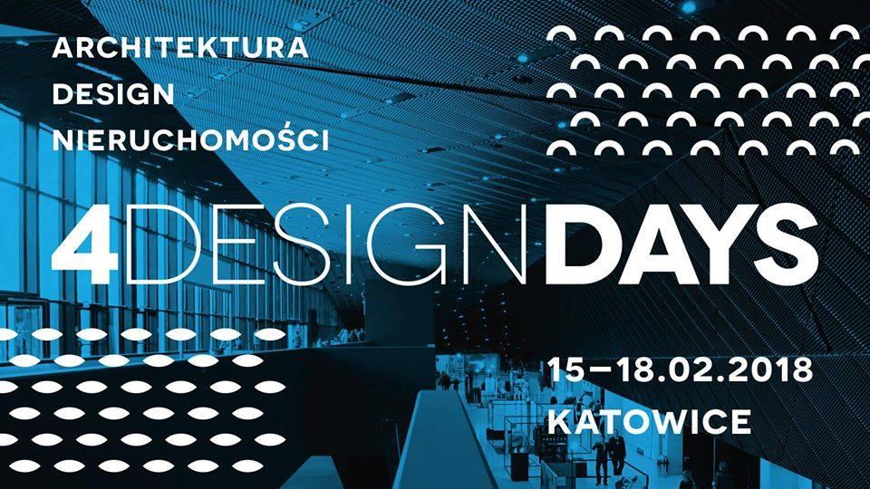 KD Max na targach 4 Design Days w Katowicach