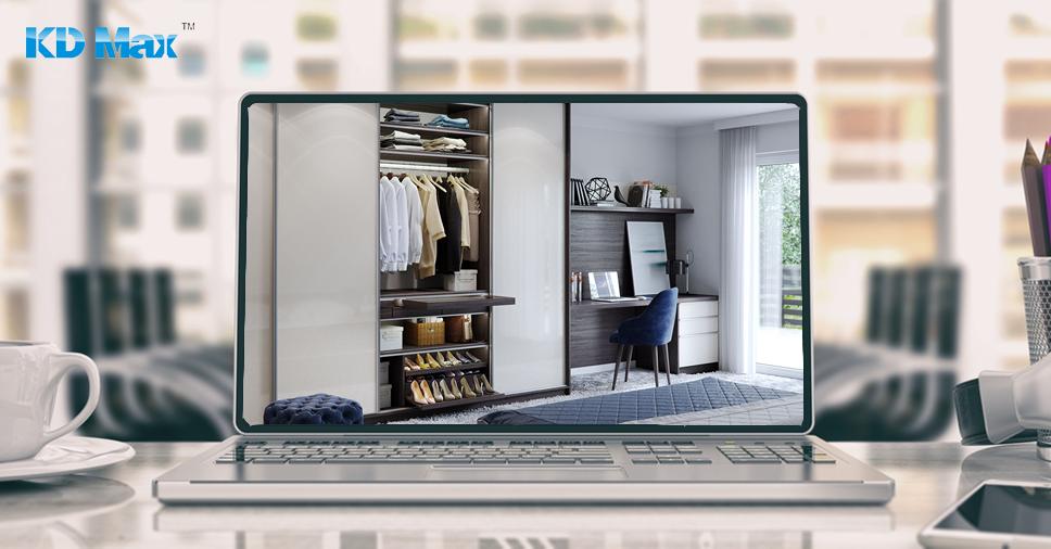 Webinarium: Projektowanie szafy wnękowej w programie KD Max V6