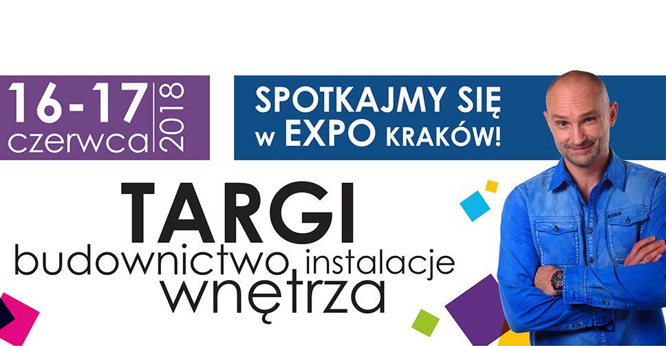 KD Max na Małopolskich Targach Nowych Technologii w Budownictwie, Instalacji i Wyposażeniu Wnętrz