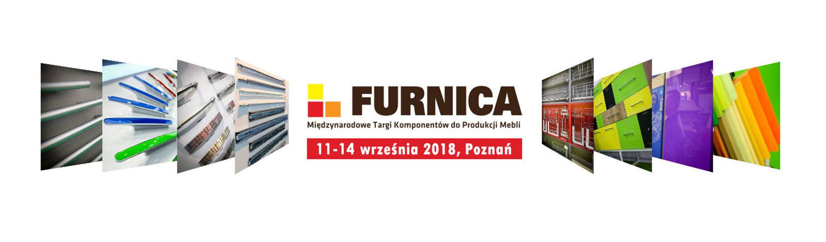 Zapraszamy na targi Furnica 2018 w Poznaniu