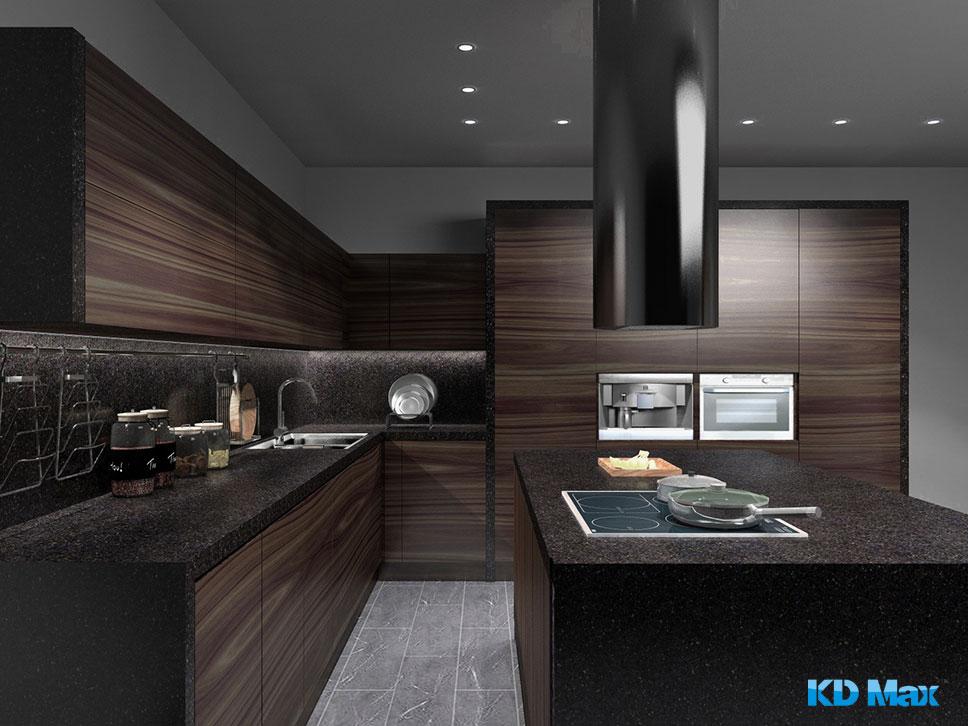 Projektowanie blatu kuchennego w KD Max