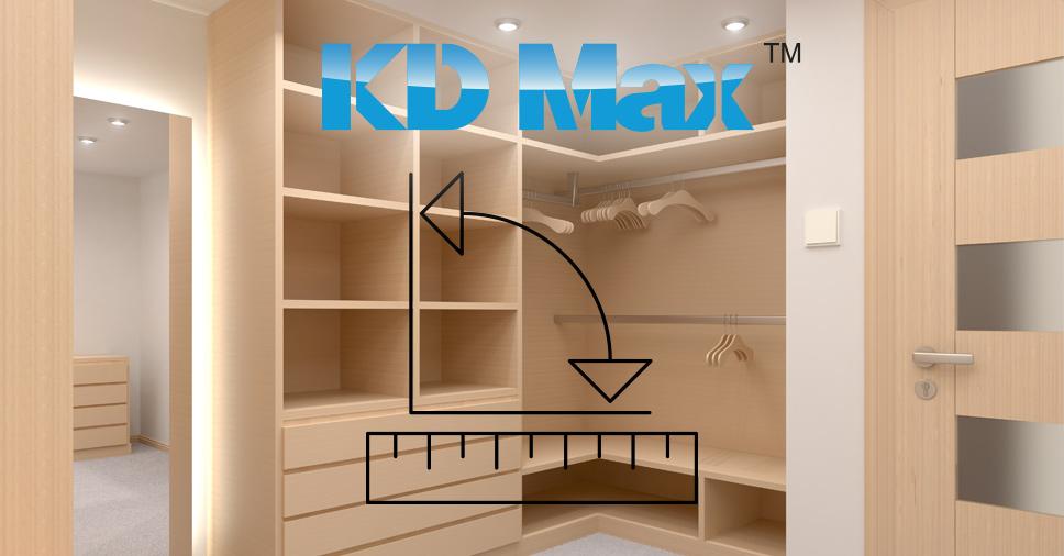 Funkcjonalne wyposażenie wnętrza szafy