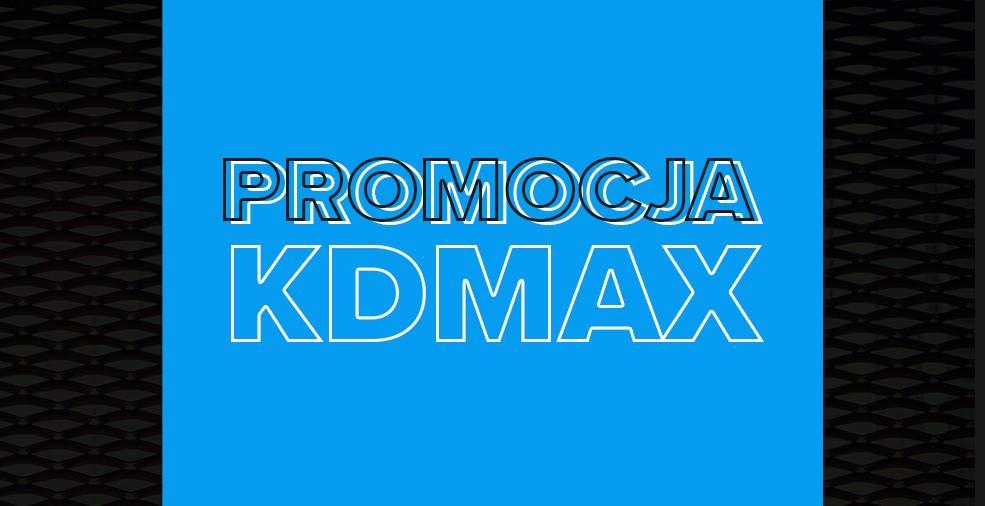 Nie przegap promocji na aktualizację KD Max! Super oferta tylko do końca czerwca!