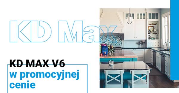 Promocja: KD Max V6 taniej w pakiecie!