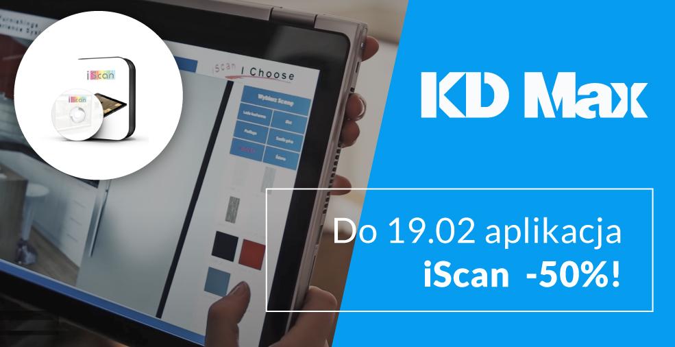 Zimowa promocja: iScan i Panoramy 50% taniej!